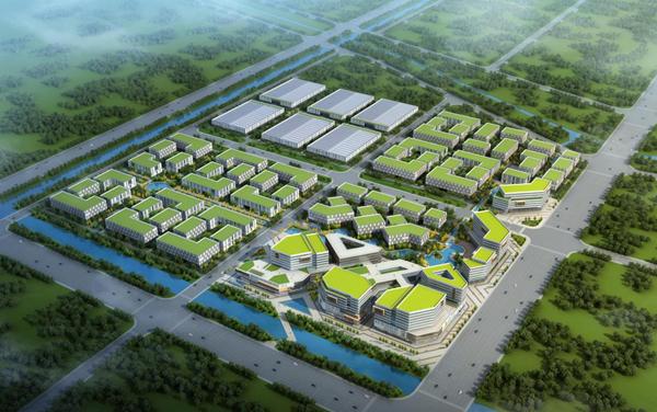 中欧制造国际公司港项目