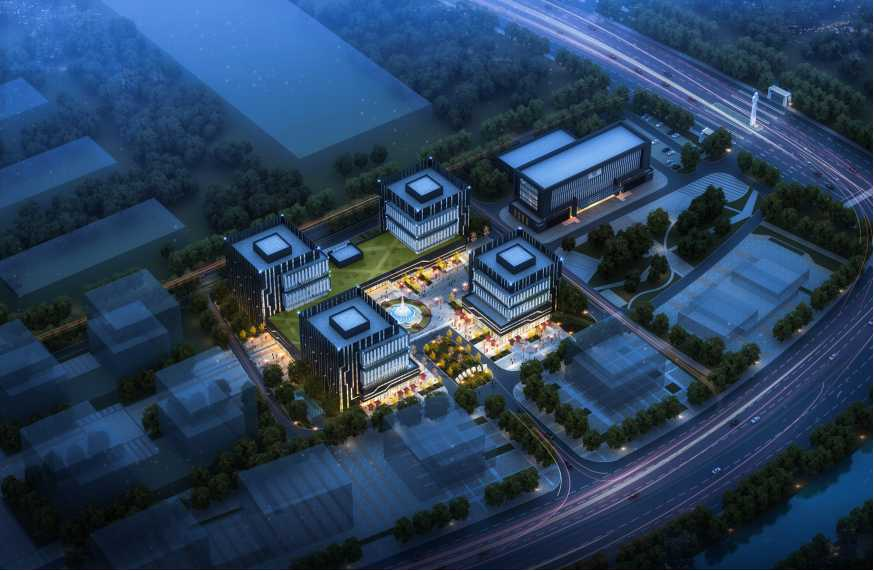 跨境电商创新产业园