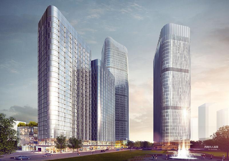 中国航天科技园(莆田)项目
