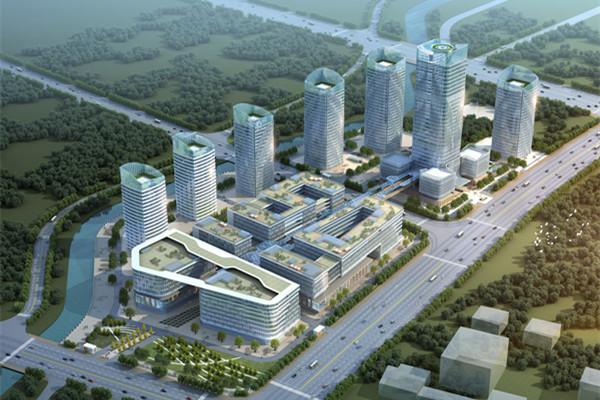 山东产业技术研究院高科技创新园项目